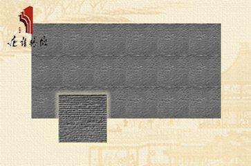 唐语砖雕 新品缎纹青石 室内外装修铺设|TY-QD133