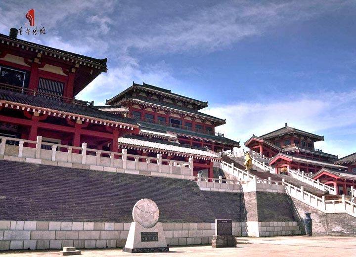 了不起的古建筑——秦代宫室:咸阳宫,阿房宫